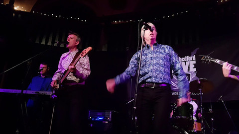 The Contemporary Scene - Mood Six, live at The Bedford