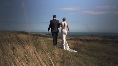 Joshua and Charlotte's wedding