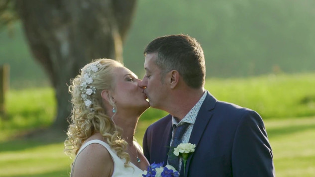 Russell and Iwona's Wedding
