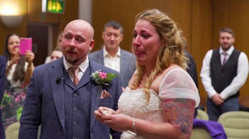 Brett and Jo's Wedding