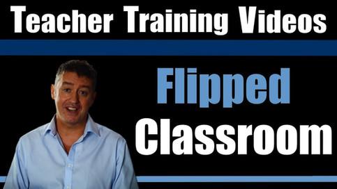 Teacher Training Vidoes - Flipped Classroom Training Course Ad