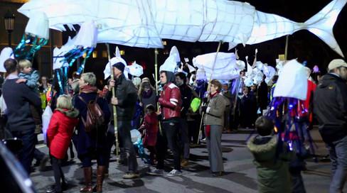 Bath Lantern Procession 2014