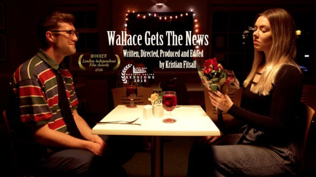 Wallace Gets The News