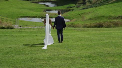 Luke and Saira's wedding