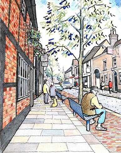 Wokingham, Denmark Street