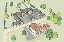 Proposed residential conversion and restoration of existing farmhouse