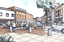 Town Centre proposed environmental improvements