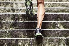 Jogging, course à pieds, douleur pied