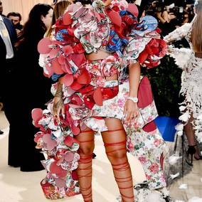 MET GALA 2017- The Results are in!