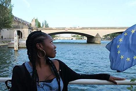 La Seine, Paris, June 2015