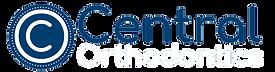 Central Orthodontics logo white