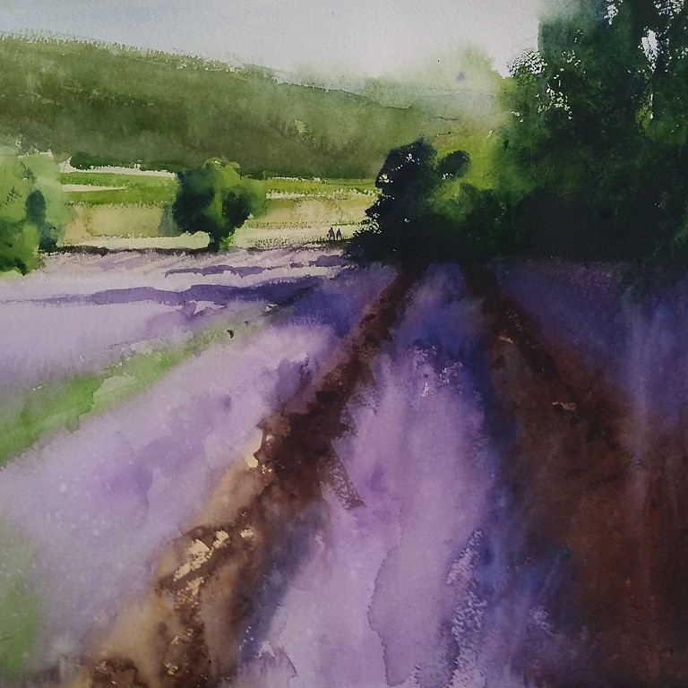 PAINTING IN PROVENCE 2022