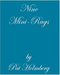 Nine Mini-Rags for Piano