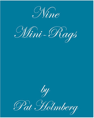 Nine Mini-Rags for Piano