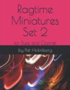Ragtime Miniatures for Flute and Clarine
