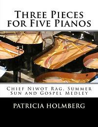 Five Piano Arrangements