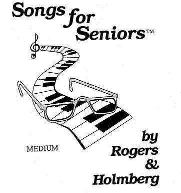 Songs for Seniors - sheet music