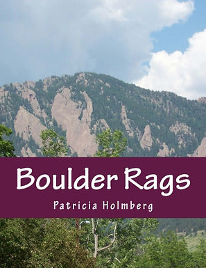 Boulder Rags - for piano