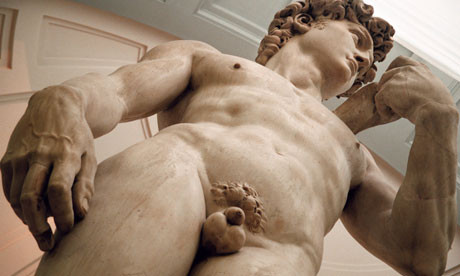 Michelangelo, David's statue