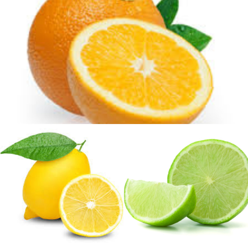 Lemon, Lime, Orange