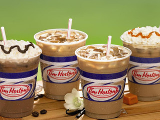 """FAVORITE FAST FOODS BY CANADIANS """"Counting their menu calories""""."""