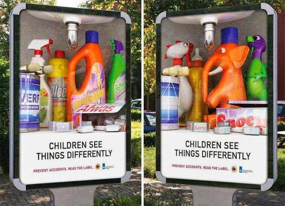 Hazards for children