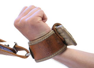 """Alternatives to restraints """"Things we can do to avoid restraints."""""""