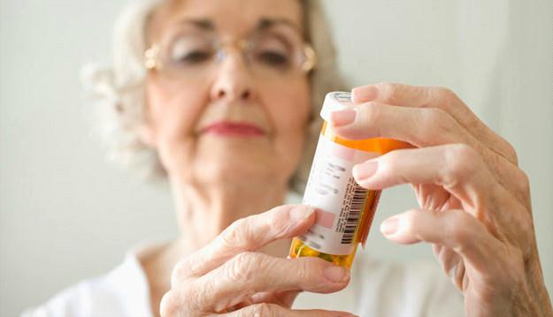 Accidental poisoning, elderly