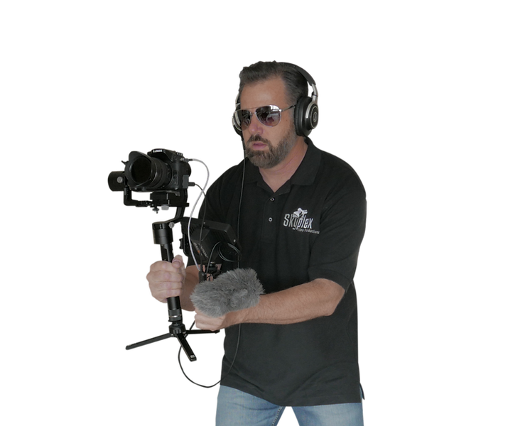 Stu Warner - Skyplex Video Productions - Traveler, Adventurer, Filmmaker, Part 107 Commercial Pilot