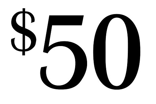 $50 = 2 nurses gifts