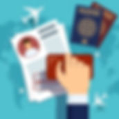 usa_visa_and_immigration_square Image -