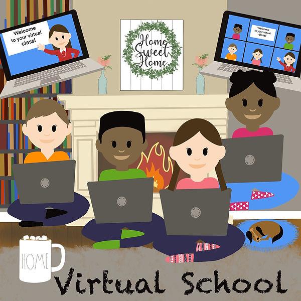 Kids Virtual School - Pic 1 - Feb 11 202