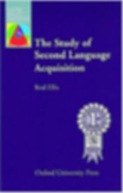 Study of Language Acquisition - Rod Elli