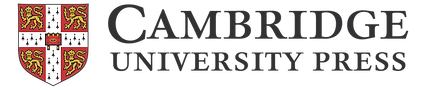 Cambridge University Press Logo - March