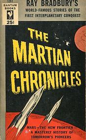 Ray Bradbury - Martian Chronicles Book -