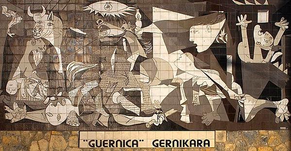 Pablo Picasso - 620px-Mural_del_Gernika