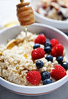 A1-A2 - Food and Drink Image - Oatmeal -