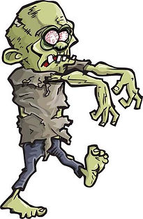 Zombie Image for Web Site - December 13