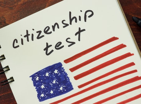 Learn English for Citizenship Test with Academic Tutors USA
