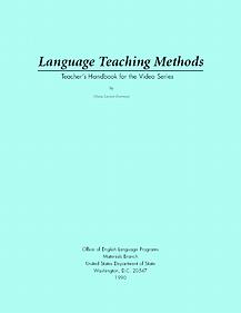 Language Teaching Methods - A Teachers H