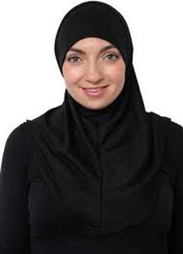 Woman wearing Hijab - November 12 2020.j