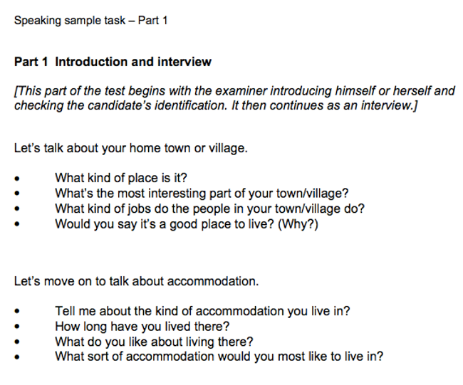 IELTS Speaking Questions - Feb 2020.png
