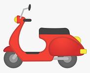 A1-A2 - Transportation - Scooter - April