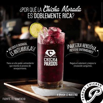 Chicha Morado Pardos - Peru - Dec 26 201
