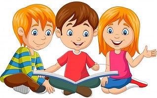 ninos-felices-dibujos-animados-leyendo-l