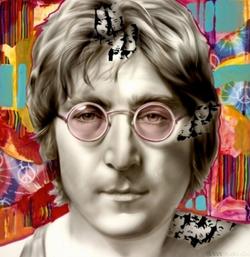 Beatles John Lennon