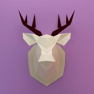 Deer Head | Wall Mount