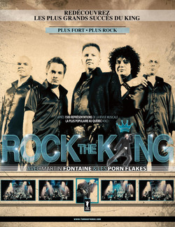 Rock the King