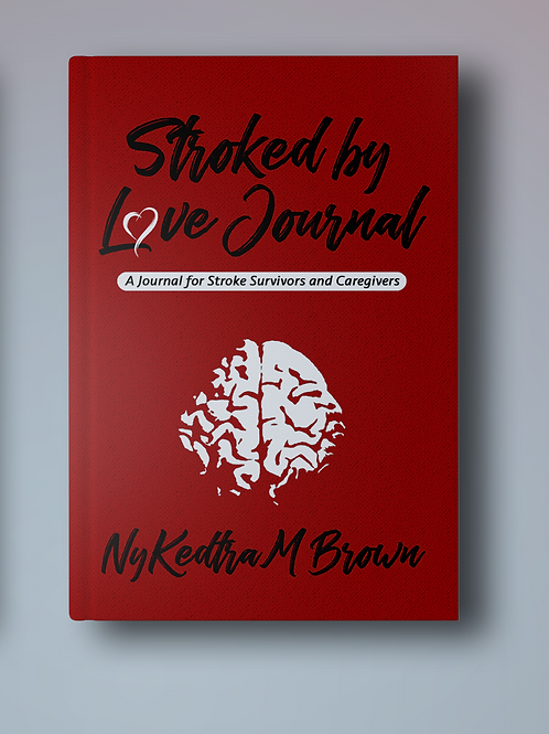 Journal -Stroked by Love