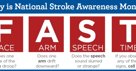 Don't have a STROKE!